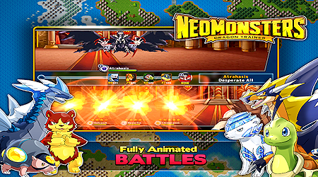 Neo Monsters Mod Apk Download