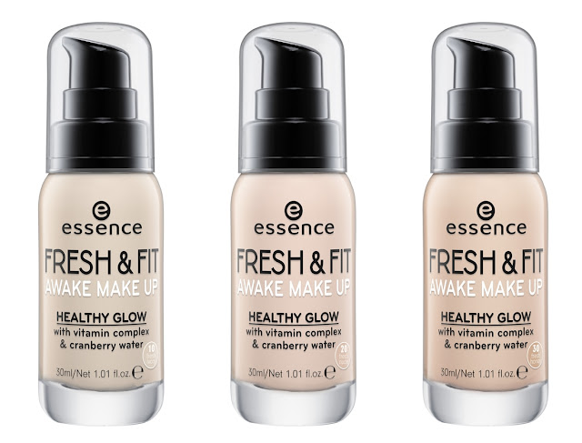 essence fresh fit healthy glow