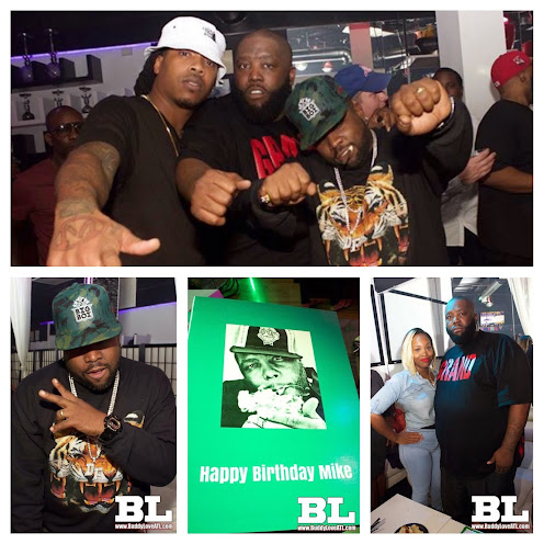 Celebrity Hip Hop Artist Killer Mike Surprise Birthday Party 4.20.15