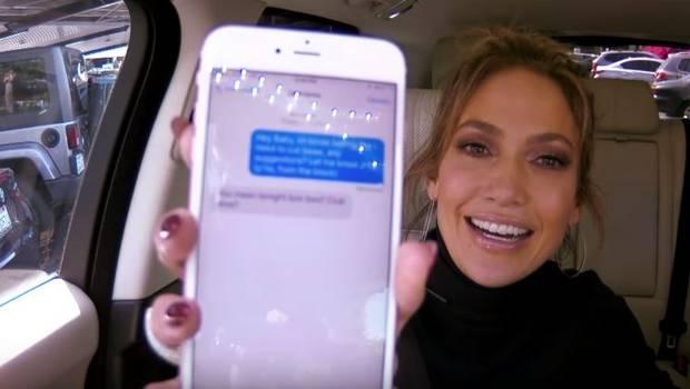 Mensaje que Jennifer López le envió a Leonardo DiCaprio