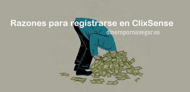 ClixSense: Razones para registrarse