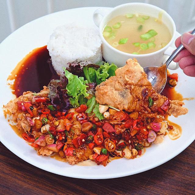 Spicy Dori Fish Fillet