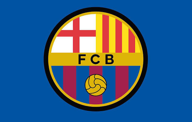 Three Fc Barcelona Concept Logos By Mbroidered Footy Headlines