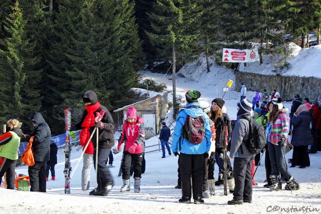 Harghita Băi - partie de schi - blog FOTO-IDEEA