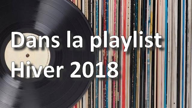 playlist-hver-2018 Dans la Playlist : une sélection de 20 albums pour cet hiver