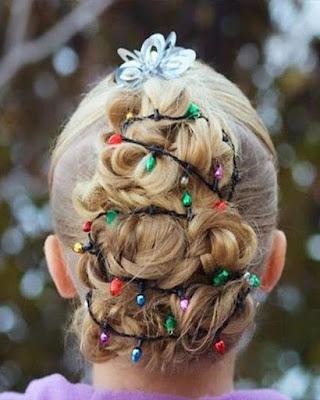 peinados para niñas cabello recogido