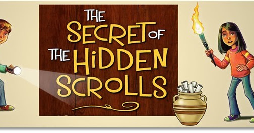 The Great Escape (The Secret of the HIdden Scrolls, bk 3)