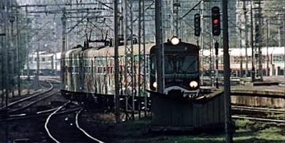 graffiti pociąg