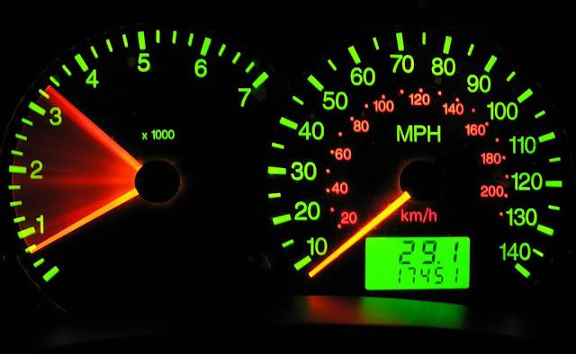 Speedometer Truk Hilang Dicuri Maling
