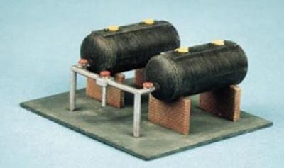 Ratio  315, Oil Tanks