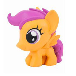 MLP Fashems Series 3 Scootaloo Figure by Tech 4 Kids