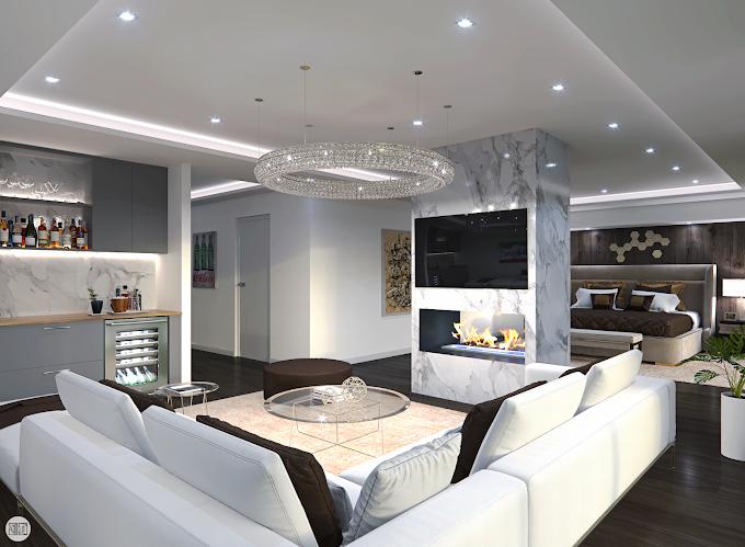 Bedroom Interior Design, Palm Beach FL