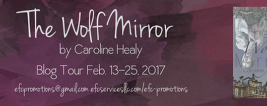 BLOG TOUR: The Wolf Mirror [Review]