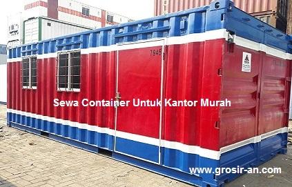 Desain Container Bekas Untuk Kantor