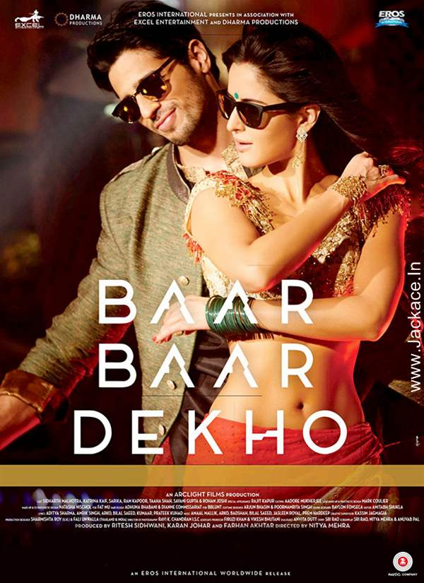 Baar Baar Dekho Full Movie Download 720p Dvdscr 800mb
