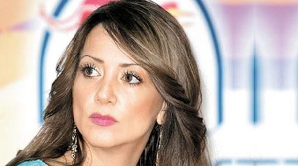 """Andrea Legarreta da detalles del robo: """"fueron enviados por gente de morena"""""""