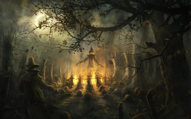 """Một """"nghi thức"""" không thể thiếu trong ngày lễ Halloween là phải đeo mặt nạ để tránh bị nhận ra"""