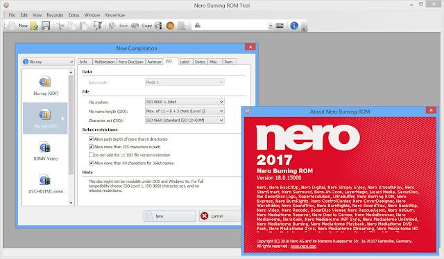 تحميل نيرو بيرننج روم Nero Burning ROM حرق الملفات وتثبيت نسخ الويندوز علي الاسطوانات - موقع حملها