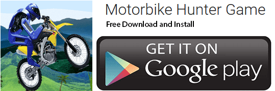 Free Motorbike Hunter Games app android
