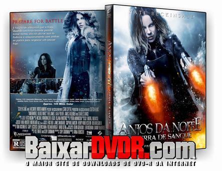Anjos da Noite: Guerras de Sangue (2017) DVD-R OFICIAL
