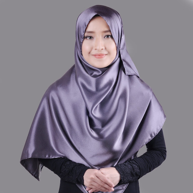 Ciri-ciri Jilbab Satin yang Berkualitas