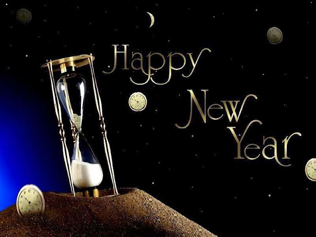 Happy New Year 2018 Profile Cover Picture