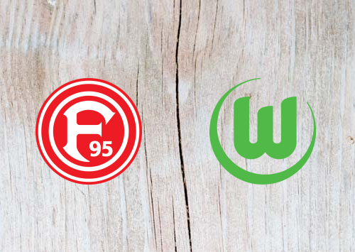 Fortuna Dusseldorf vs Wolfsburg - Highlights 27 October 2018
