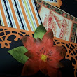 Paper Lace n Card Nook: Halloween Stampin Up Papers / Memory Albums / Steampunk