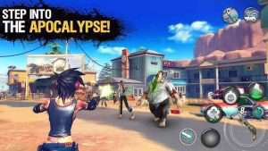 Dead Rivals Zombie MMO APK MOD Open World Action Android Dead Rivals Zombie MMO APK MOD Open World Action Android