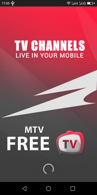 mtv free tv