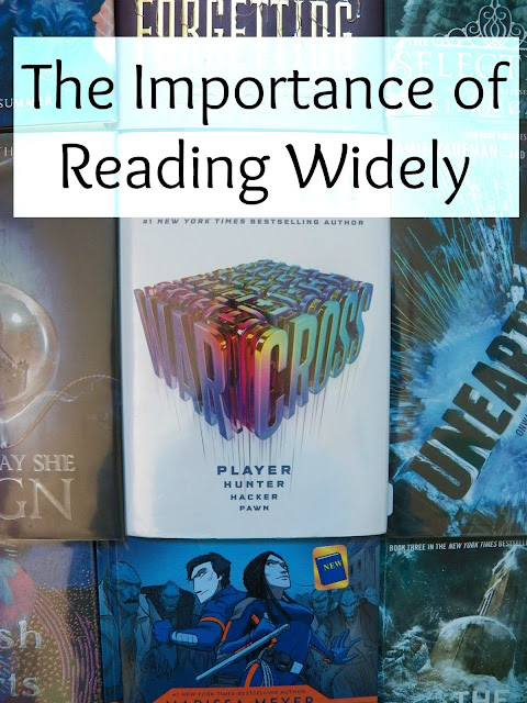 The Importance of Reading Widely