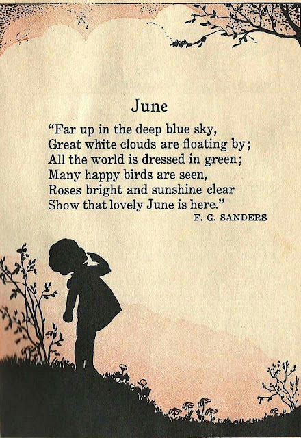 june poems