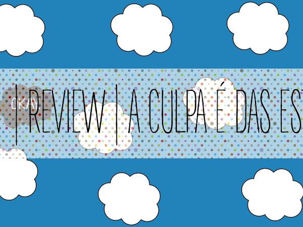 | Review | A Culpa é das Estrelas de John Green