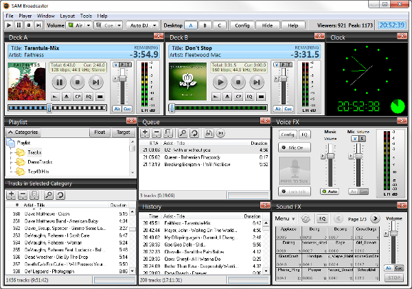 sam broadcaster pro free download full version