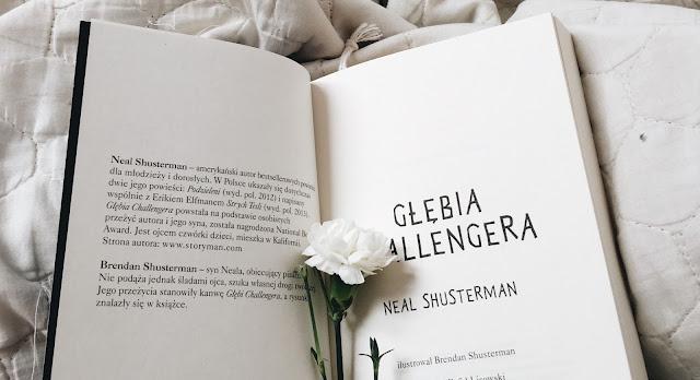 Głębia Challengera | Neal Shusterman