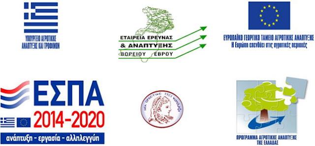 Ορεστιάδα: Εκδήλωση - διαβούλευση για το πρόγραμμα CLLD - LEADER Βορείου Έβρου