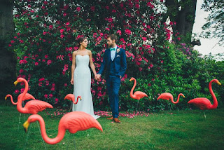 idées photo mariage mariage tropical