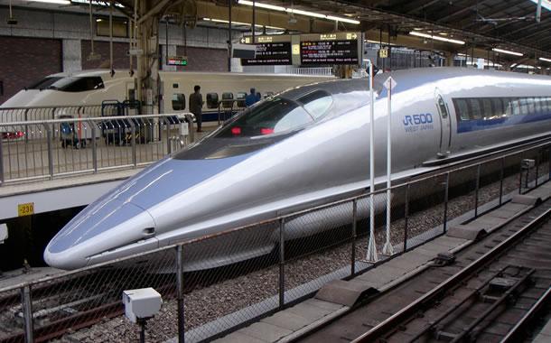 Tren pajaro