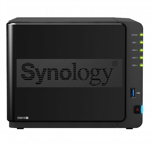 SYNOLOGY NAS DS916+