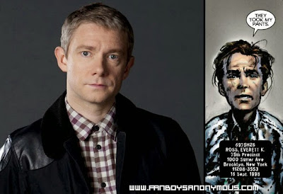 Marvel casts Martin Freeman character Civil War Captain America