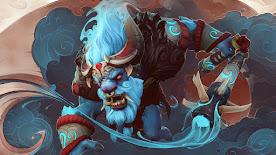 Spirit Breaker, Bara DOTA 2 Wallpaper, Fondo, Loading Screen