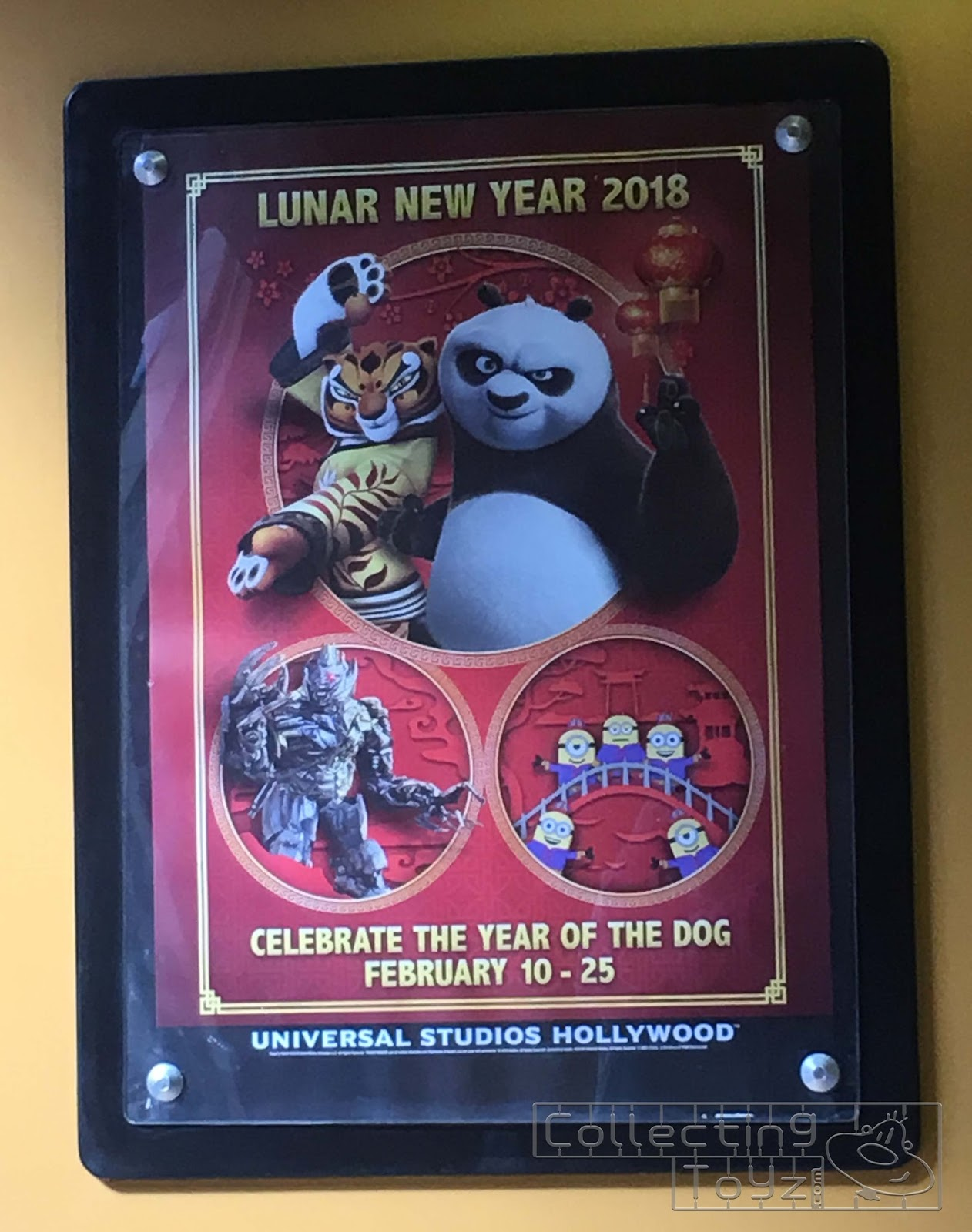459e9b39ae72 Universal Studios Hollywood Lunar New Year   Animation Studio Store