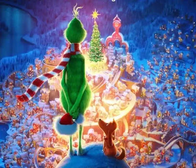 The Grinch (2018) Download Movie in hd 720p 600MB mkv