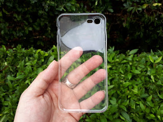 Silikon Iphone 7 Iphone 8 Bening Transparan Ultra Thin
