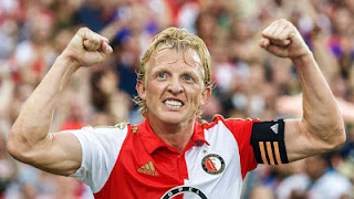 Dirk Kuyt announces retirement from professional football