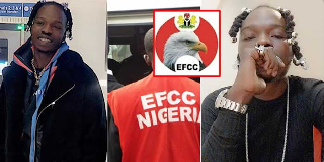 EFCC drags Naira Marley to court, files 11 charges against him