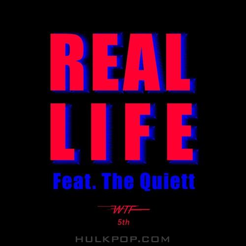 Basick – WTF 5 : Real Life – Single
