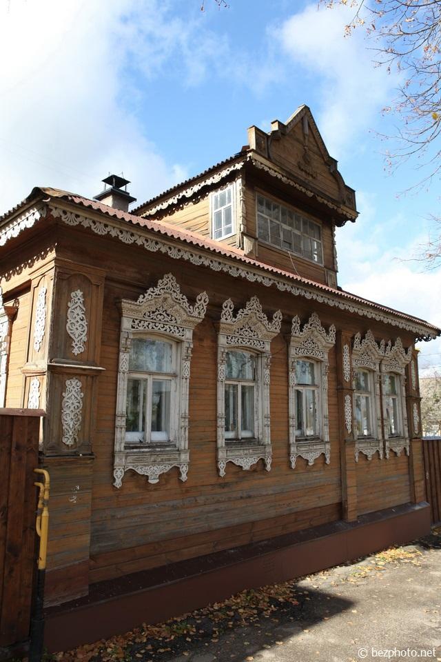 деревянные дома углич