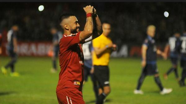 Marcel Sacramento Bertekad Jebol Gawang Arema FC
