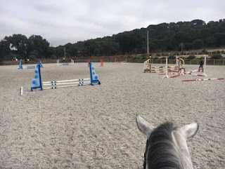 Portugal, esteratsastus, show jumping